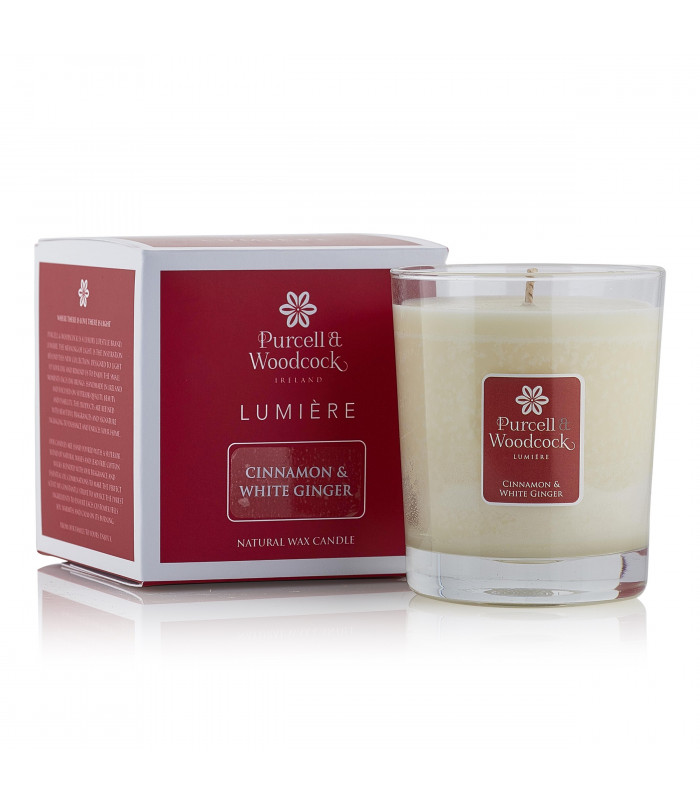 LIMITED EDITION LUMIÉRE CANDLE