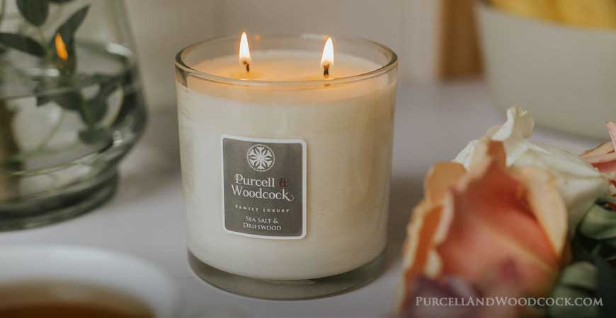 Two Wick Candle