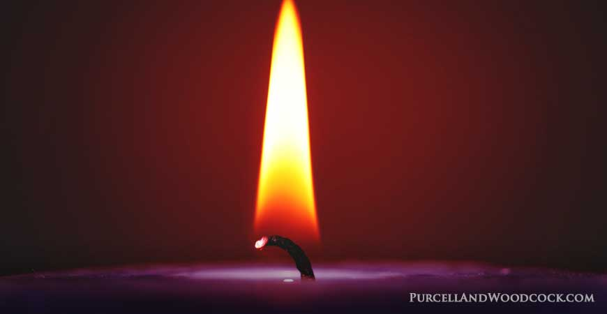 Long Candle Wick