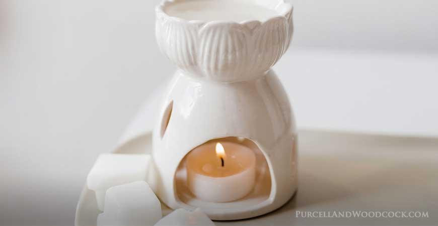 Tea Light Wax Burner