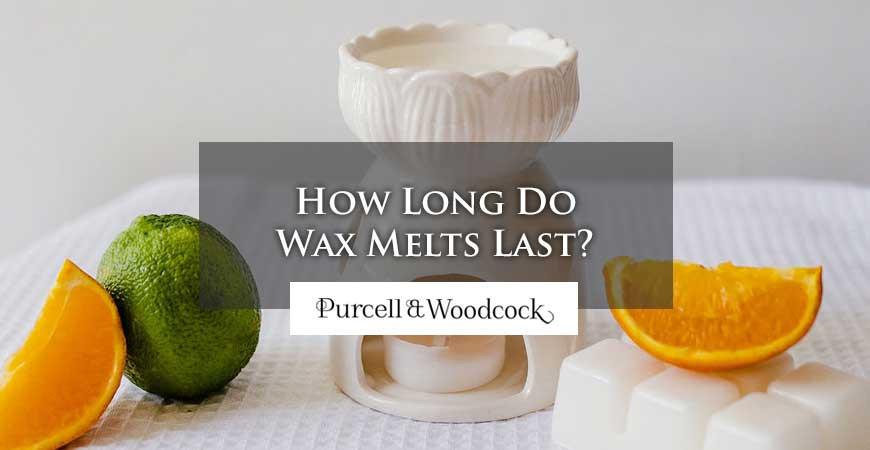 How Long Do Wax Melts Last?