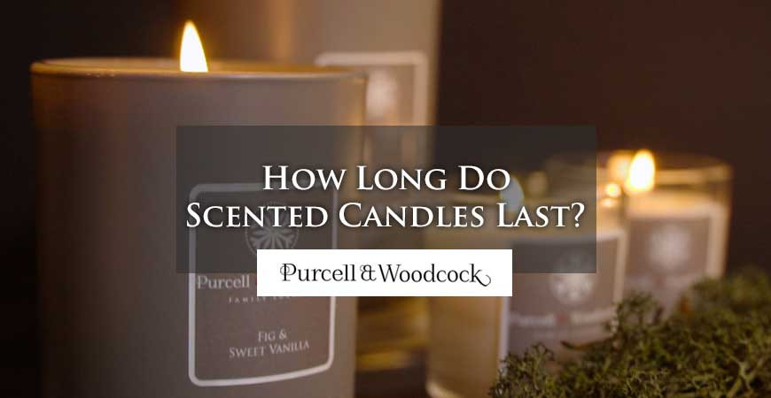 How Long Do Scented Candles Last?